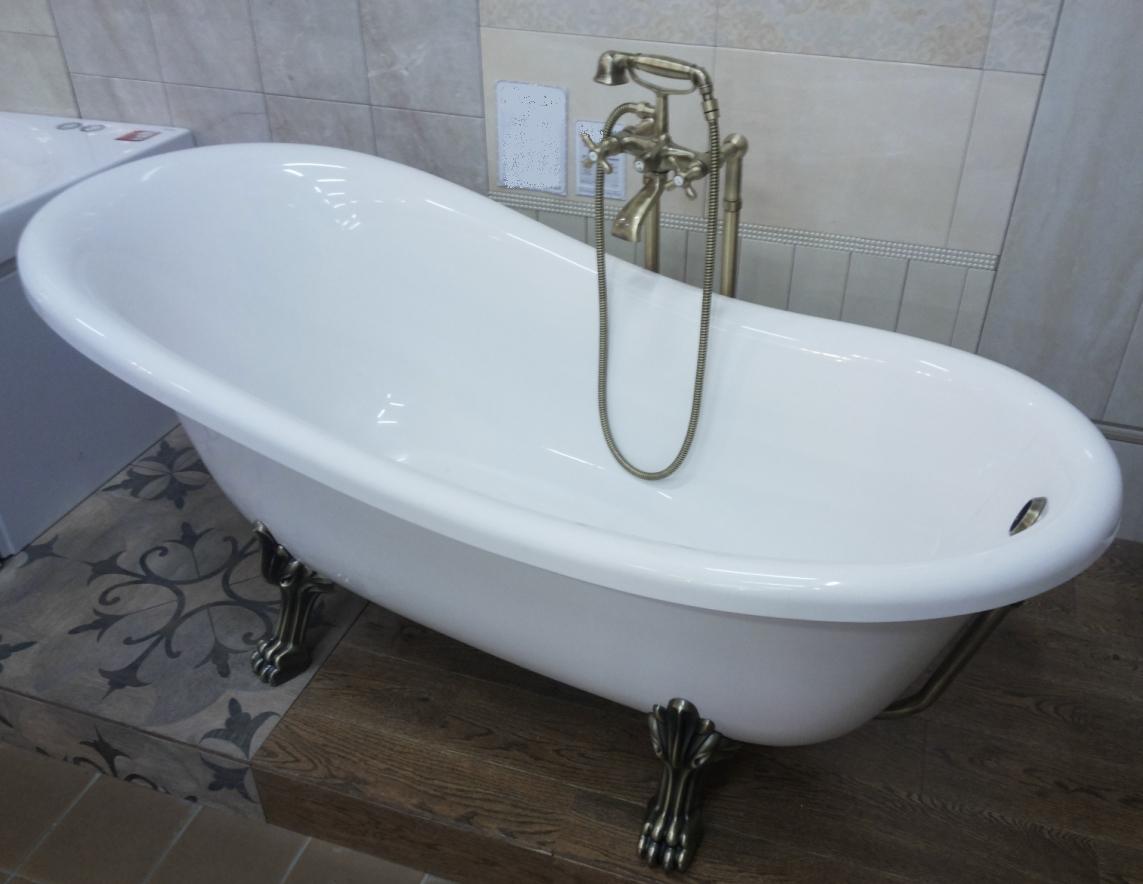 Об идеальной ванне (24 фото)