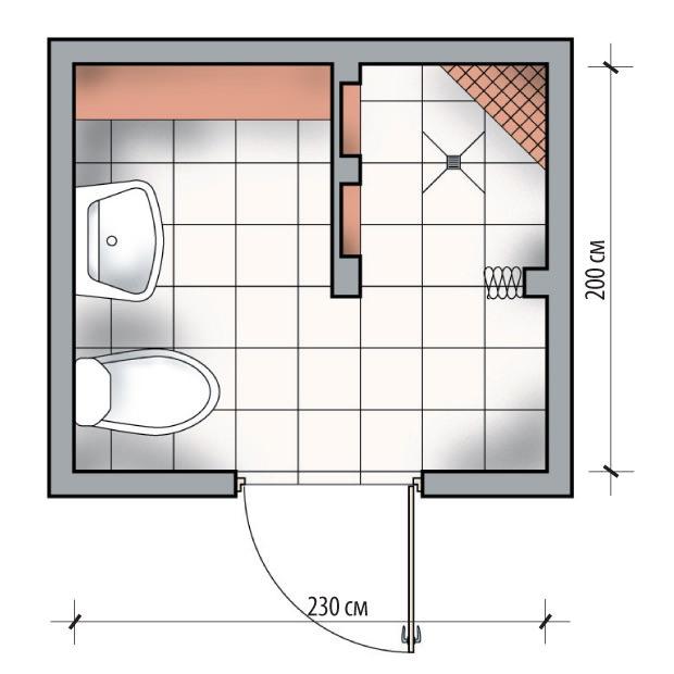 Размеры комнаты
