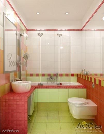 Гармоничные цвета плитки