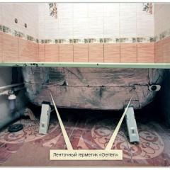 Шумоизоляция ванной комнаты своими руками