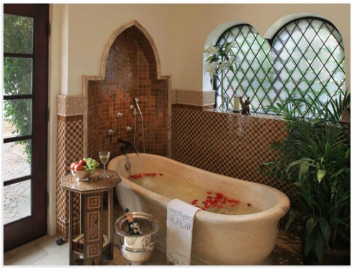 Необычные фото стильных маленьких ванных комнат в современном дизайне (32 фото)