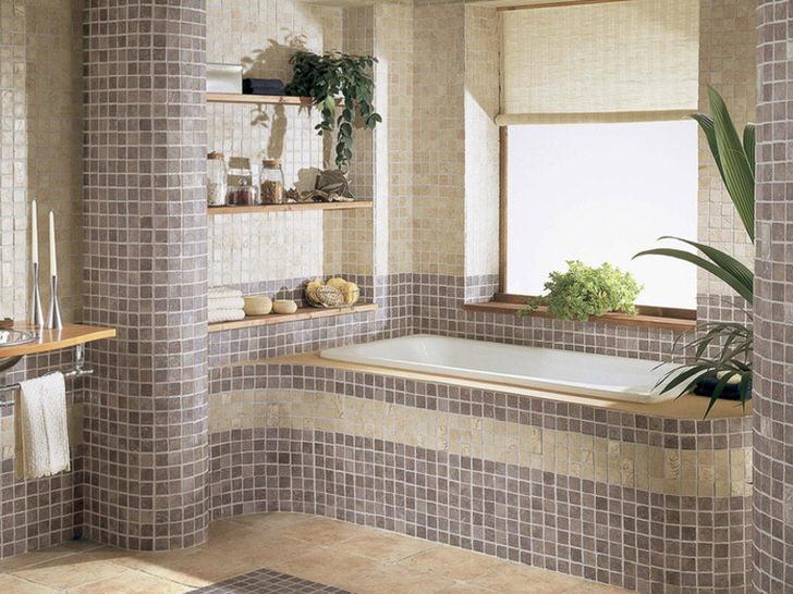 Интересные идеи для обустройства ванной комнаты (40 фото)
