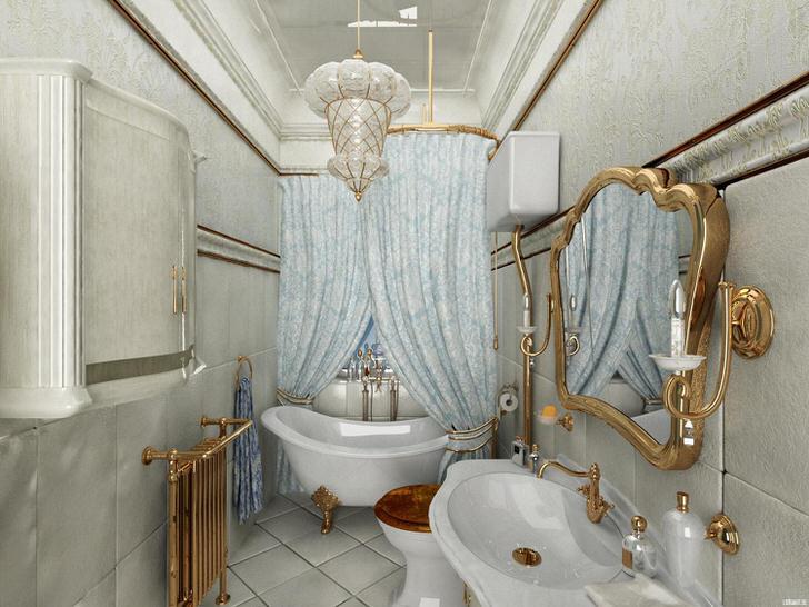 Как сделать декор ванной комнаты своими руками (47 фото)