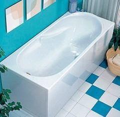 Акриловая вставка в ванне
