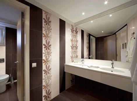 Ванная комната дизайн панели
