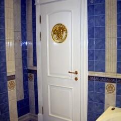 Дверь в ванной ПВХ