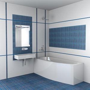 Синия ванная