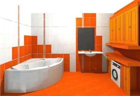 Варианты плитки в ванной