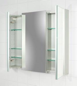 Шкафчик в ванной комнате