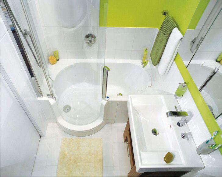 Идея ремонта ванной комнаты в