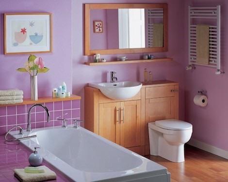 Евроремонт в ванной