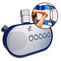 Энергосберегающее радио в ванно