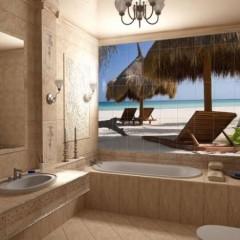 картина в ванную комнату выбор и правильный уход