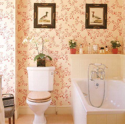 Коврик в ванную из полотенца