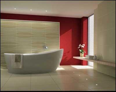 Глубокая ванная