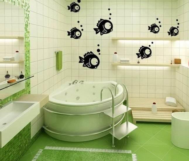 Декор ванны своими руками фото