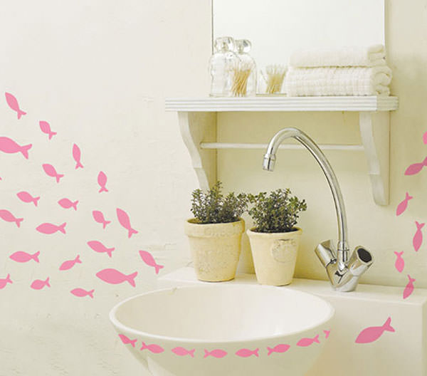 Как оформить ванную своими руками