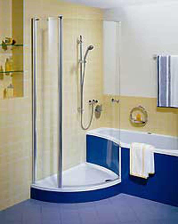 Дизайн ванны с ванной и душевой кабиной 4 кв.м фото