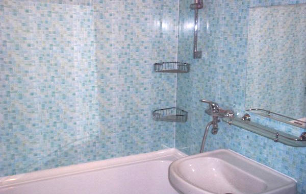 Пластик в ванную комнату своими руками видео