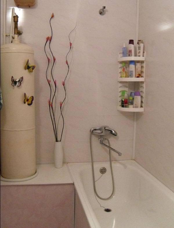 Ванная комната отделка пластиков панелями дизайн фото