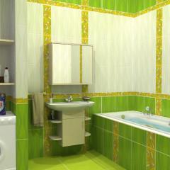 зелёная 4