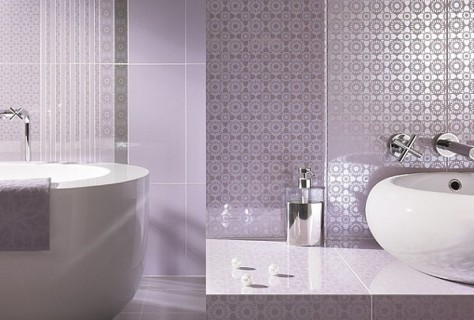 Выбор панелей ПВХ для ванной комнаты: видео монтажа, галерея фото