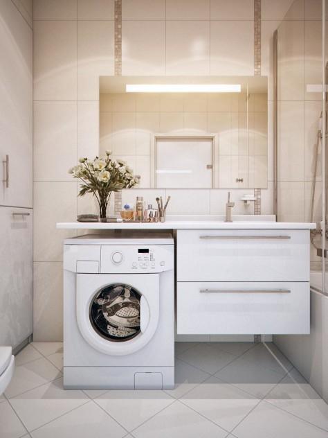 Особенности интерьера маленькой ванной комнаты: рекомендации, видео и 74 фото