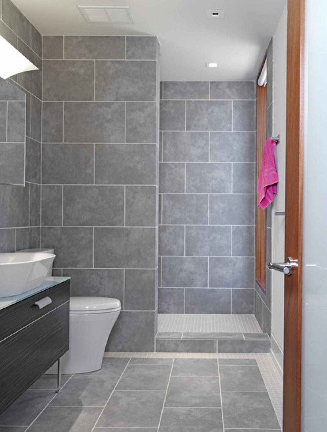 Душ в ванной без душевой кабины: особенности организации пространства (36 фото)