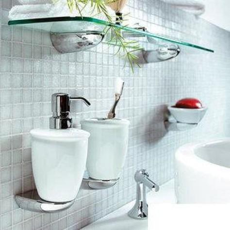 Стильные аксессуары для ванной комнаты: видео, 50 фото оригинальных решений